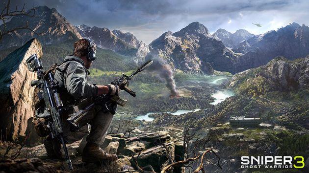 Sniper Ghost Warrior 3: El último juego de mundo abierto es más realista con el motor gráfico CryEngine. (Difusión)