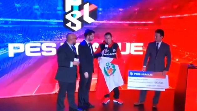 El peruano se llevó 20 mil dólares y verá en vivo la final de la Champions. (Captura)