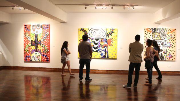 Resultado de imagen para noche de galerias