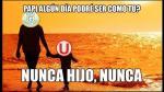 Estos son los memes por la derrota de Universitario de Deportes ante el Real Garcilaso - Noticias de robert ardiles