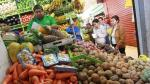 Precios al consumidor disminuyeron en abril debido a la normalización en el abastecimiento - Noticias de anibal sanchez
