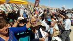 Arequipa: Gran fervor religioso en peregrinación a la Virgen de Chapi [FOTOS] - Noticias de la cruz de piura