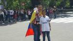 Real Madrid vs Atlético Madrid: Así se vive la previa de la semifinal de la Champions [FOTOS] - Noticias de santiago bernabeu