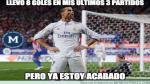 Los memes más divertidos que dejó la goleada del Real Madrid ante Atlético de Madrid [Fotos] - Noticias de cr7