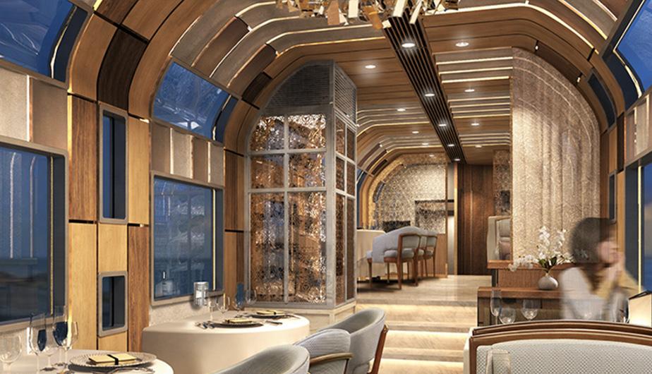 ¿Pagarías US$10 mil por un boleto? Conoce uno de los trenes más caros y lujosos del mundo [Fotos]