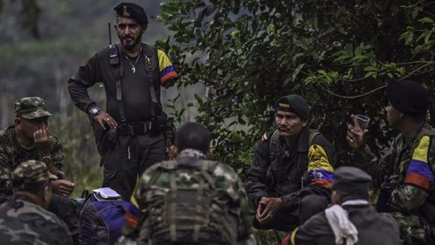 Se confirmó que el funcionario fue secuestrado por un sector disidente de la FARC. (Globovision)