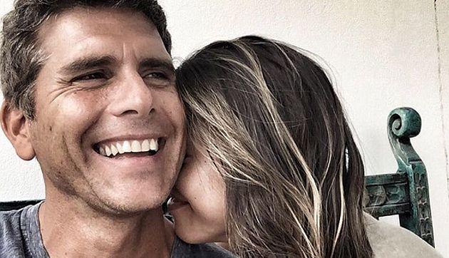 Christian Meier grita su amor a los cuatro vientos por Alondra García Miró. (People en Español)
