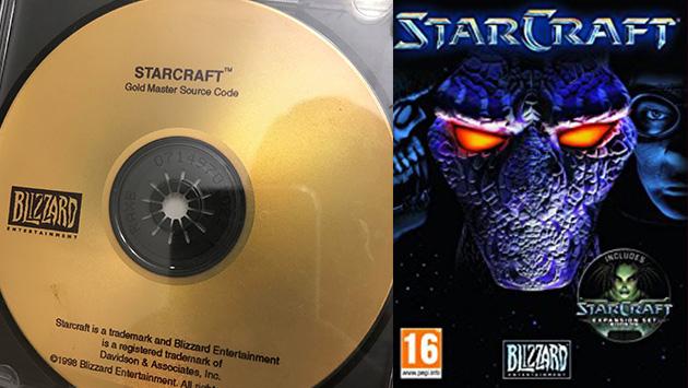 StarCraft: Un fan encuentra el código fuente del popular videojuego y Blizzard lo recompensa por devolverlo (Composición)