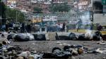 Venezuela: Oposición toma hoy nuevamente las calles de Caracas - Noticias de hillary clinton