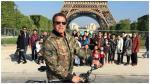 Arnold Schwarzenegger se mete en una foto de turistas y se vuelve viral - Noticias de arnold schwarzenegger