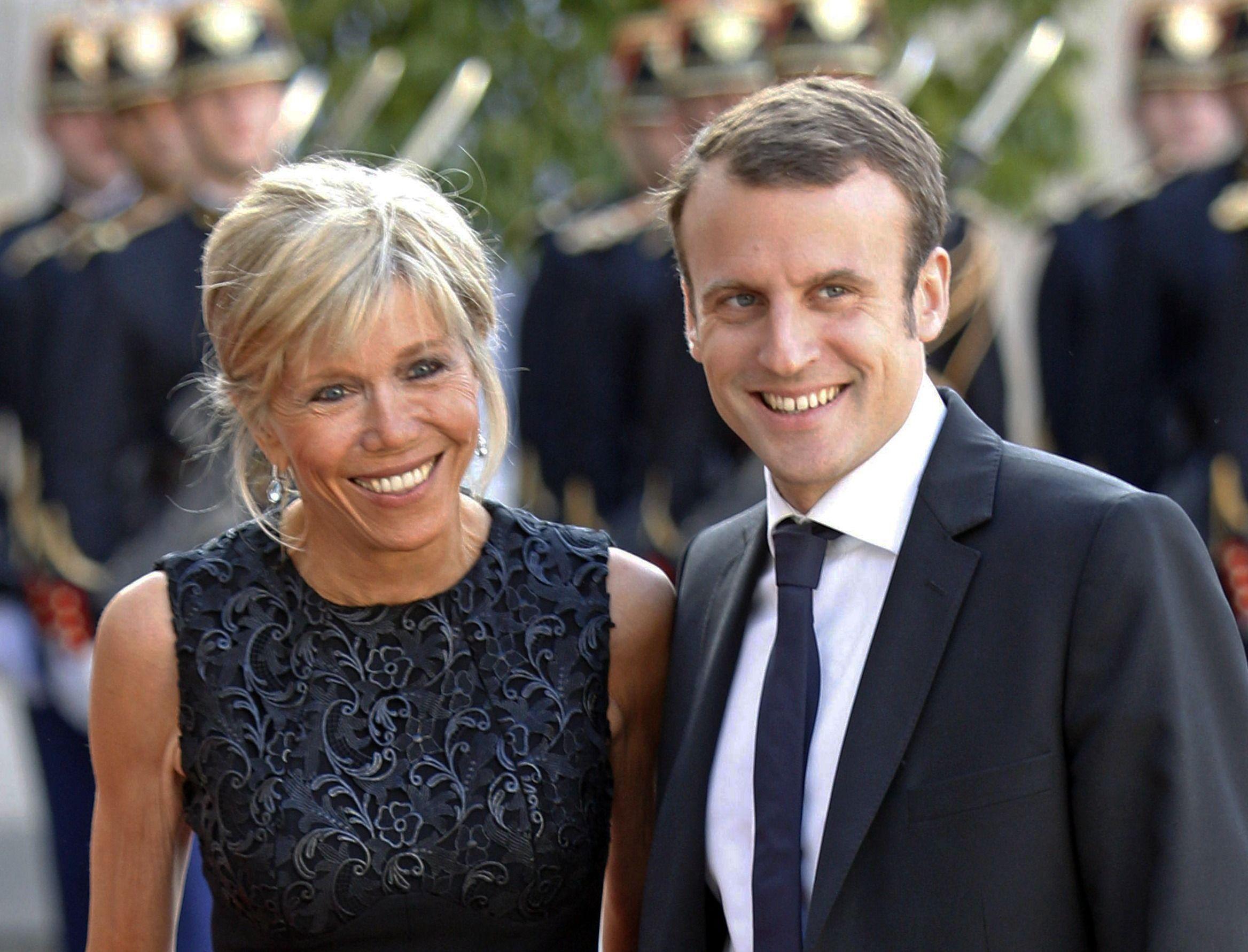 Marine Le Pen reconoció su derrota — Emmanuel Macron