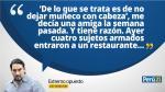 Luis Davelouis: Impunidad - Noticias de maria elena moyano