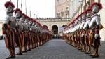 Guardia Suiza: Conoce al ejército permanente más antiguo del mundo que sumó 40 nuevos miembros [Fotos] - Noticias de nicolas ii