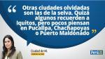 Mariana Alegre: Las otras ciudades - Noticias de ciudad