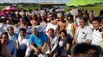 Luz Salgado encabezó delegación de congresisas que visitó Purus y Atalaya - Noticias de qali warma