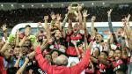 ¡Campeón del Carioca 2017! Flamengo derrotó 2-1 a Fluminense en la final [FOTOS Y VIDEO] - Noticias de rio janeiro