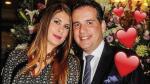 Omar Chehade se casará con Roxana, la hija del 'Gordo' González - Noticias de alfredo gonzalez