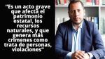 Christian Salas: 'Minería ilegal podría dejar de ser delito grande' [Análisis] - Noticias de christian salas
