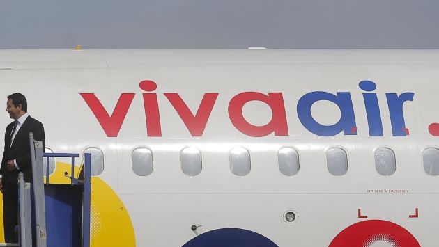 Viva Air enfrentaría una demanda por publicidad engañosa. (Luis Centurión/Perú21)