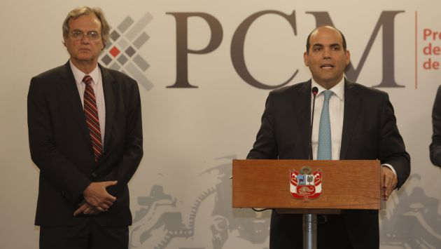 Carlos Basombrío: Consejo de Ministros lo respalda ante eventual interpelación. (Perú21)