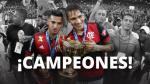 Paolo Guerrero y Miguel Trauco figuran en el equipo ideal del Torneo Carioca - Noticias de rio janeiro