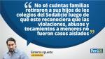 Luis Davelouis: En el nombre de Dios - Noticias de curas violadores