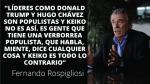 """Fernando Rospigliosi: """"Ollanta Humala manipuló al sistema judicial"""" - Noticias de alberto andrade"""