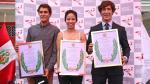Deportistas peruanos recibieron los Laureles Deportivos de manos del IPD - Noticias de cruz fernandez