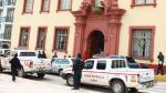 Cayeron dos policías por coima de S/100 en Puno - Noticias de jose muro
