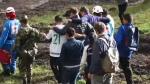 Sobrevivientes del Chapecoense volvieron al lugar donde ocurrió la lamentable tragedia - Noticias de conmebol