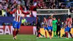 Atlético Madrid vs. Real Madrid: Así fueron los goles de Saúl y Griezmann [VIDEOS] - Noticias de vicente calderon
