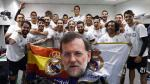 Presidente de España se une a las celebraciones del Real Madrid - Noticias de vicente calderon