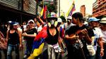 Ya son 38 muertos los que va dejando la violencia en Venezuela - Noticias de luis miguel escalada