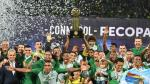 ¡Campeón! Atlético Nacional conquistó la Recopa Sudamericana [FOTOS - VIDEO] - Noticias de atanasio girardot