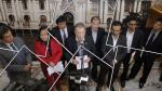 Frente Amplio anuncia que retira a Richard Arce de la Comisión de Ética - Noticias de marco arana