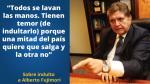 Alan García: Estas son las explosivas frases del líder aprista - Noticias de comisión multisectorial de agricultura familiar