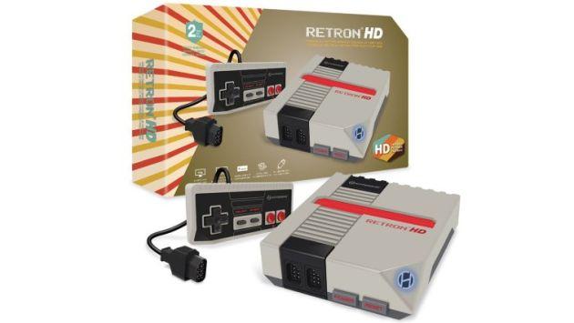 Lanzarán nueva consola capaz de reproducir los viejos cartuchos de Nintendo en HD (Difusión)