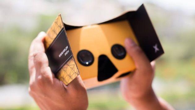 Empresa VEX lanzará el visor de realidad virtual este lunes 15 de mayo (cinematosiscronica.com).