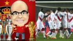 ¿Perú tiene chances de ir a Rusia 2018? Mister Chip dice que sí - Noticias de alexis vargas