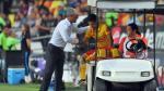 Suspenso por la 'Pulga': Raúl Ruidíaz se lesionó con el Morelia [VIDEO] - Noticias de roberto ayala