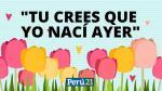 Día de la Madre: 10 frases típicas de mamá que escuchaste alguna vez - Noticias de wilma arizapana
