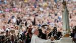 Mira la visita del papa Francisco a Portugal por el centenario de la aparición de la Virgen María en Fátima [Fotos] - Noticias de virgen de fátima