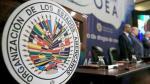Crisis en Venezuela: OEA intentará fijar nuevamente la fecha de reunión de cancilleres - Noticias de debate