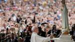 El papa Francisco canonizó a los pastorcillos de Fátima [FOTOS] - Noticias de ninos