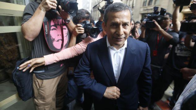 Madre Mía: Piden que Fiscalía recoja nueva denuncia contra Ollanta Humala. (Mario Zapata)