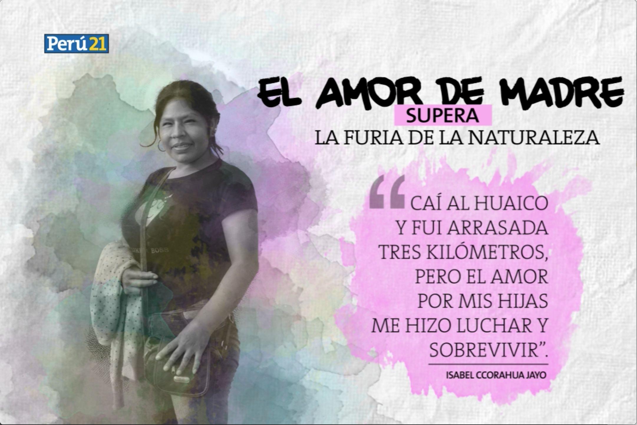 Madres Peruanas Coraje Sacrificio Paciencia Y Amor Lima Peru21