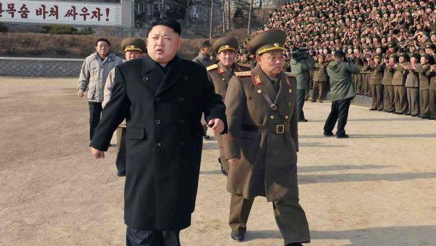 Estados Unidos pide más sanciones contra Corea del Norte tras disparo de misil. (Difusión)