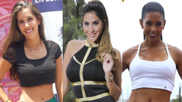 Estas son las modelos locales que han revelado sus embarazos. (USI)