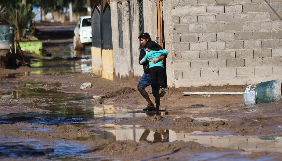 Temporal en Chile: Aluviones y desbordes dejan más de 2 mil damnificados [Fotos]