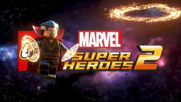 Marvel: Anuncian nuevo videojuego llamado 'LEGO Marvel Super Heroes 2' (Youtube)